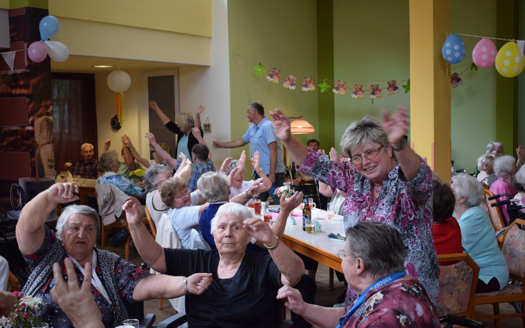 Munteres Treffen zum Sommer in Herzberg